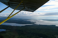 Flying in the Lakes Region